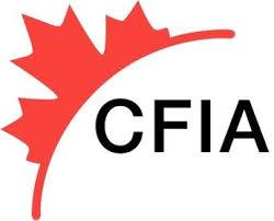 Canadian Food Inspection Agency logo